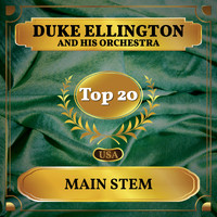 Duke Ellington And His Orchestra - Main Stem (Billboard Hot 100 - No 20)