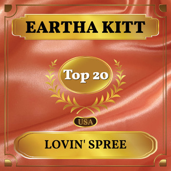 Eartha Kitt - Lovin' Spree (Billboard Hot 100 - No 20)