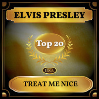 Elvis Presley - Treat Me Nice (Billboard Hot 100 - No 18)