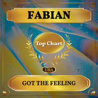Fabian - Got the Feeling (Billboard Hot 100 - No 54)