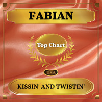 Fabian - Kissin' and Twistin' (Billboard Hot 100 - No 91)