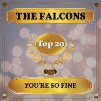 The Falcons - You're So Fine (Billboard Hot 100 - No 17)