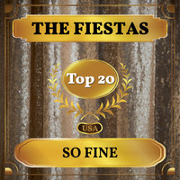 The Fiestas - So Fine (Billboard Hot 100 - No 11)