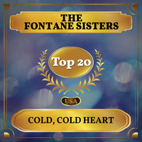 The Fontane Sisters - Cold, Cold Heart (Billboard Hot 100 - No 16)