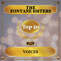 The Fontane Sisters - Voices (Billboard Hot 100 - No 47)