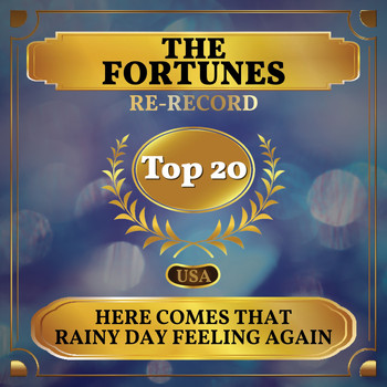 The Fortunes - Here Comes That Rainy Day Feeling Again (Billboard Hot 100 - No 15)