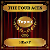 The Four Aces - Heart (Billboard Hot 100 - No 13)