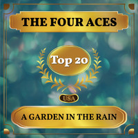 The Four Aces - A Garden in the Rain (Billboard Hot 100 - No 14)