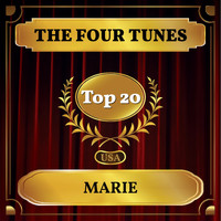 The Four Tunes - Marie (Billboard Hot 100 - No 13)