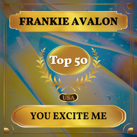 Frankie Avalon - You Excite Me (Billboard Hot 100 - No 49)
