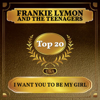 Frankie Lymon And The Teenagers - I Want You to Be My Girl (Billboard Hot 100 - No 13)