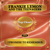 Frankie Lymon And The Teenagers - I Promise to Remember (Billboard Hot 100 - No 57)