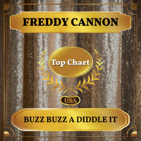 Freddy Cannon - Buzz Buzz A Diddle It (Billboard Hot 100 - No 51)