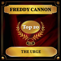 Freddy Cannon - The Urge (UK Chart Top 40 - No. 18)