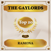 The Gaylords - Ramona (Billboard Hot 100 - No 12)