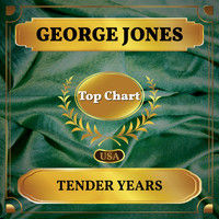 George Jones - Tender Years (Billboard Hot 100 - No 76)