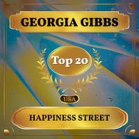 Georgia Gibbs - Happiness Street (Billboard Hot 100 - No 20)