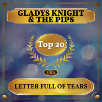 Gladys Knight & The Pips - Letter Full of Tears (Billboard Hot 100 - No 19)