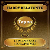 Harry Belafonte - Gomen Nasai (Forgive Me) (Billboard Hot 100 - No 19)