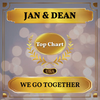 Jan & Dean - We Go Together (Billboard Hot 100 - No 53)