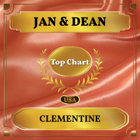 Jan & Dean - Clementine (Billboard Hot 100 - No 65)