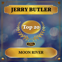 Jerry Butler - Moon River (Billboard Hot 100 - No 11)