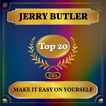 Jerry Butler - Make It Easy On Yourself (Billboard Hot 100 - No 20)