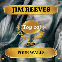 Jim Reeves - Four Walls (Billboard Hot 100 - No 11)