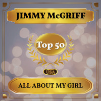Jimmy McGriff - All About My Girl (Billboard Hot 100 - No 50)