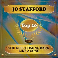 Jo Stafford - You Keep Coming Back Like a Song (Billboard Hot 100 - No 11)