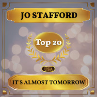 Jo Stafford - It's Almost Tomorrow (Billboard Hot 100 - No 14)