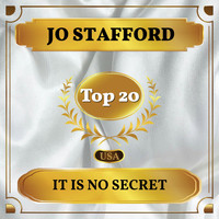 Jo Stafford - It Is No Secret (Billboard Hot 100 - No 15)