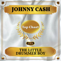 Johnny Cash - The Little Drummer Boy (Billboard Hot 100 - No 63)