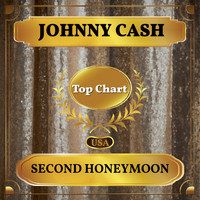 Johnny Cash - Second Honeymoon (Billboard Hot 100 - No 79)