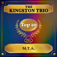 The Kingston Trio - M.T.A. (Billboard Hot 100 - No 15)