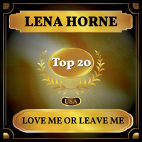 Lena Horne - Love Me or Leave Me (Billboard Hot 100 - No 19)