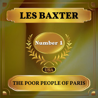 Les Baxter - The Poor People of Paris (Billboard Hot 100 - No 1)