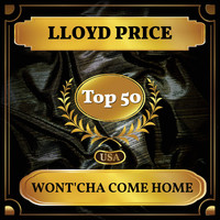Lloyd Price - Wont'cha Come Home (Billboard Hot 100 - No 43)