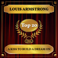 Louis Armstrong - A Kiss to Build a Dream On (Billboard Hot 100 - No 16)