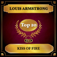 Louis Armstrong - Kiss of Fire (Billboard Hot 100 - No 20)