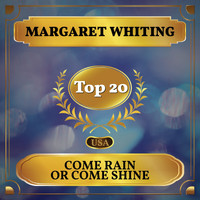 Margaret Whiting - Come Rain or Come Shine (Billboard Hot 100 - No 17)