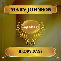 Marv Johnson - Happy Days (Billboard Hot 100 - No 58)