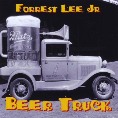 Forrest Lee Jr MP3 Album Beer Truck