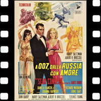 John Barry Orchestra - A 007 Dalla Russia Con Amore (Sean Connery James Bond 007 e Daniela Bianchi Original Soundtrack)