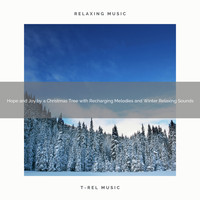 Christmas White Noise, Happy Christmas Music - Hope and Joy by a Christmas Tree with Recharging Melodies and Winter Relaxing Sounds