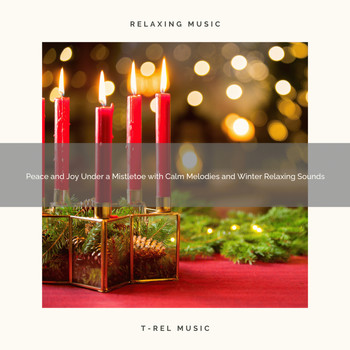 XMAS Moods, Christmas Holiday Songs - Peace and Joy Under a Mistletoe with Calm Melodies and Winter Relaxing Sounds