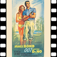 John Barry Orchestra - James Bond 007 Contre Dr.No (Sean Connery James Bond 007 Ursula Andress Original Soundtrack 1962)