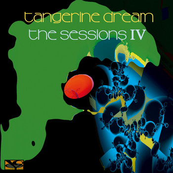 Tangerine Dream - The Sessions IV (Live at  Øyafestivalen, Oslo + Teatro Verdi, Pisa)