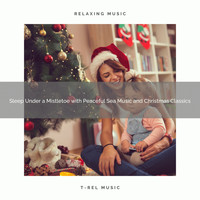 Ocean Waves For Sleep, Nature Songs Nature Music - Sleep Under a Mistletoe with Peaceful Sea Music and Christmas Classics