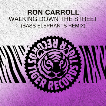 Ron Carroll - Walking Down the Street (Bass Elephants Remix)